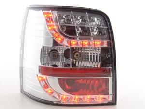 HCRLXLVW011013 Baklampor LED Krom VW Passat (B53BG) Variant 2001-2004